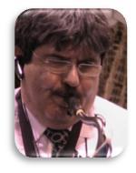 Jim Scimonetti jammin on a vintified KALI