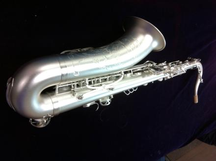Theo Wanne Silver MANTRA tenor