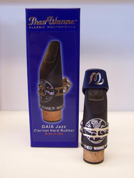 GAIA Jazz Clarinet Mouthpiece